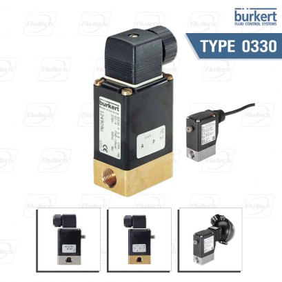 BURKERT TYPE 0330