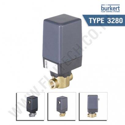 BURKERT TYPE 3280 - 2-way motor valve