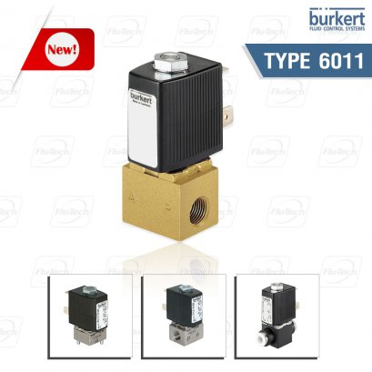 BURKERT TYPE 6011