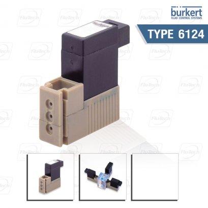 BURKERT TYPE 6124