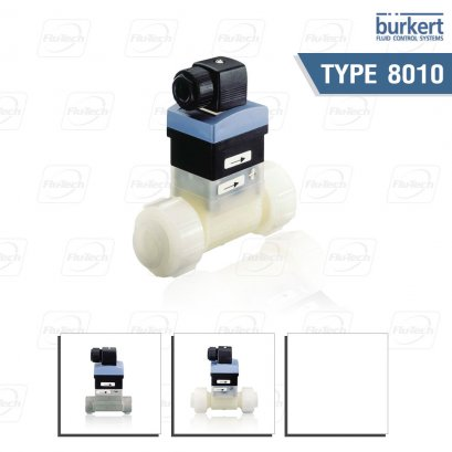 BURKERT TYPE 8010