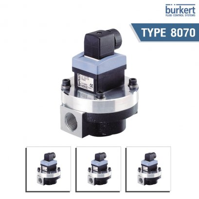 BURKERT TYPE 8070