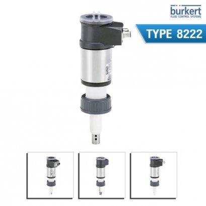 BURKERT TYPE 8222 - Conductivity meter