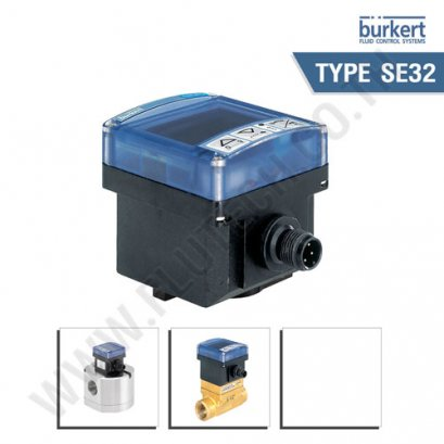 BURKERT TYPE SE32 - Transmitter for Inline sensor-fitting