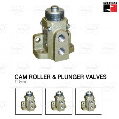 Mechanical Cam Roller & Plunger Valves - 11 Series