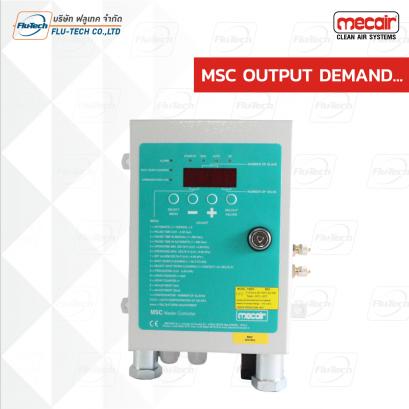 MECAIR MSC OUTPUT DEMAND CONTROLLER