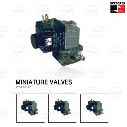Miniature Valves - W14 Series