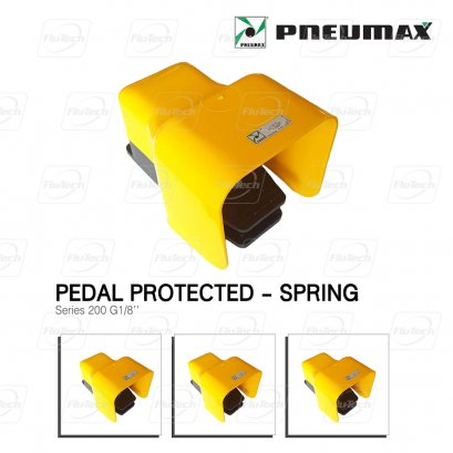 Pedal Protected - Spring