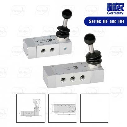 AIRTEC Series HF and HR