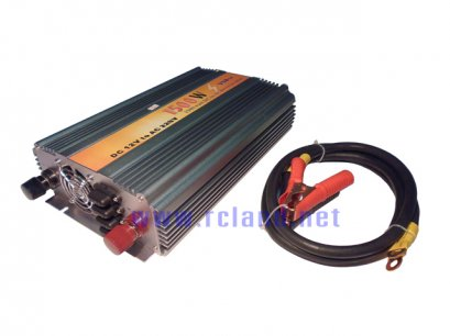 Power inverter DC12V to AC230V 1500W