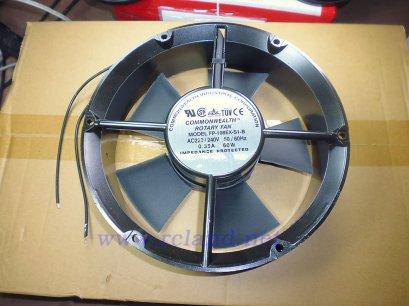พัดลมระบายอากาศ 8 นิ้ว 220V 0.35A 60W