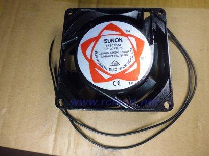 พัดลมระบายความร้อน 220VAC 0.07A 3นิ้ว