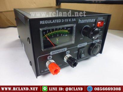 Hammax dc power supply