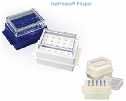 ISO Freeze Flipper -0°C , White