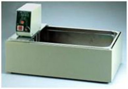 Water Bath with Gable lid LCD Thermometer