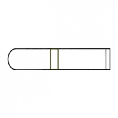 Test Tube 13x75mm.,PS.(Big Pack)