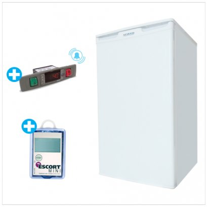 Up-Right Freezer -25°C Capacity : 68L With Alarm & Intelligent