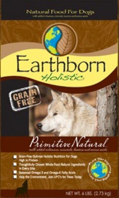 อาหารสุนัข Earthborn Primitive Natural 12 กก.
