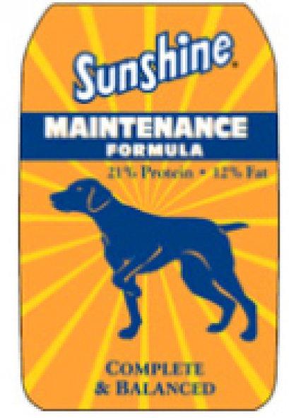 อาหารสุนัข รีเกิล Sunshine Maintenance ซันไชน์ เมนเทนแน้นซ์ ขนาด 23 กก.