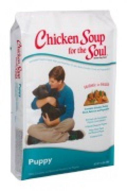 อาหารสุนัข Chicken Soup Puppy Formula ขนาด 5 ปอนด์