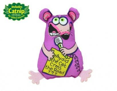ของเล่นแมว Petstages Madcap Stand Up Mouse