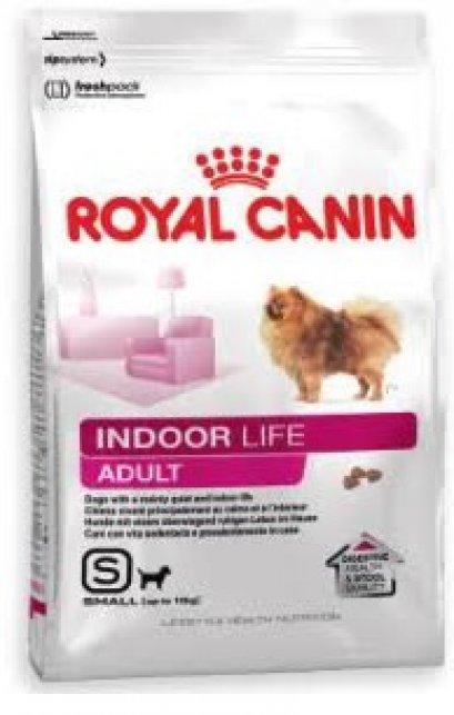 อาหารสุนัข Royal Canin Mini Indoor Life Adult ขนาด 1.5 กก