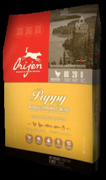 Orijen Puppy โอริเจน สูตรลูกสุนัข ขนาด 11.4 กก.