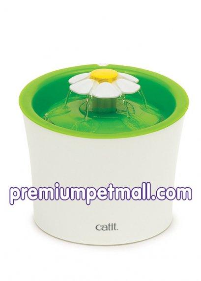 น้ำพุแมว Catit Flower จุน้ำ 3 ลิตร น้ำพุแคทอิทรุ่นดอกไม้