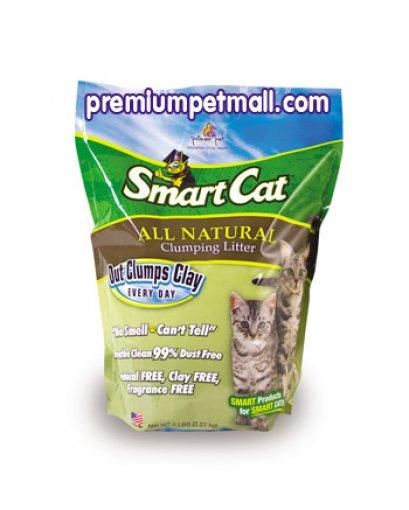 ทรายแมว SmartCat ขนาด 5 ปอนด์ (2.27 กก.)