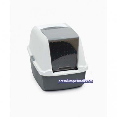 ห้องน้ำแมว Catit รุ่น Magic Blue Litter Box Regular (ขนาดมาตรฐาน)
