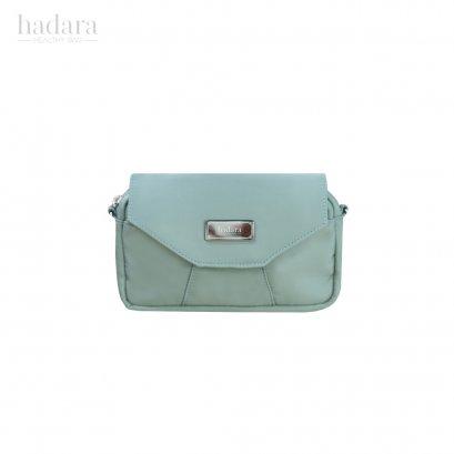 Wallet No.4 สีเขียวมิ้นท์