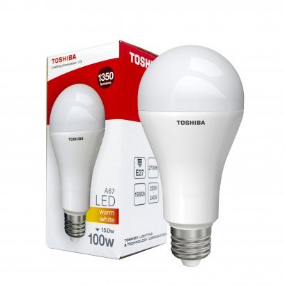 หลอดไฟ LED A67 15 วัตต์