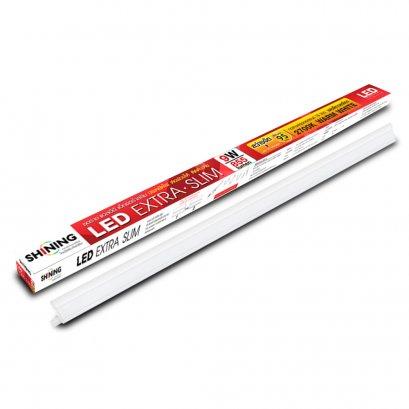 หลอดไฟ ชุดราง LED Extra slim T5 9 วัตต์