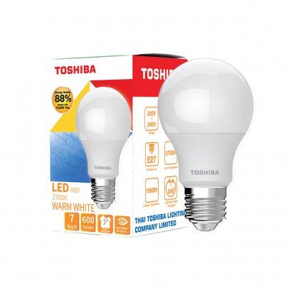 หลอดไฟ LED A60 7 วัตต์ Gen7