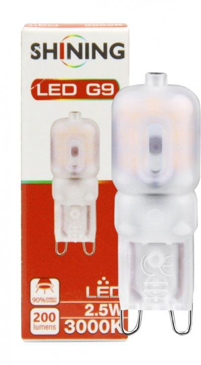 หลอดไฟ LED G9