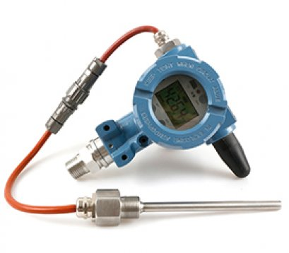 Wireless Pressure and Temperature Transmitter