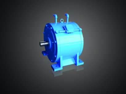 CW series eddy current brake