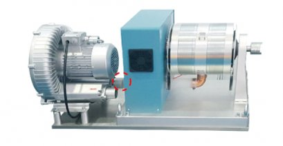 HZC-G Type blower cooling hysteresis dynamometer