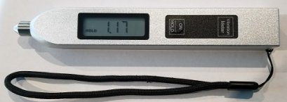 Pocket Vibration Meters