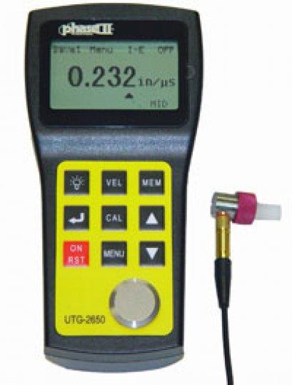 Ultra Precise Ultrasonic Thickness Gauge(UTG-2650)