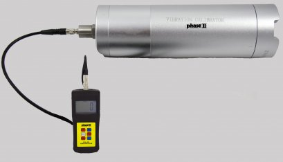 Vibration Calibrator Model(DVM-1600)