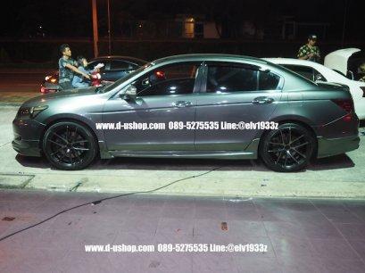 กันสาดสีดำตรงรุ่น Honda Accord G8 2008-2011