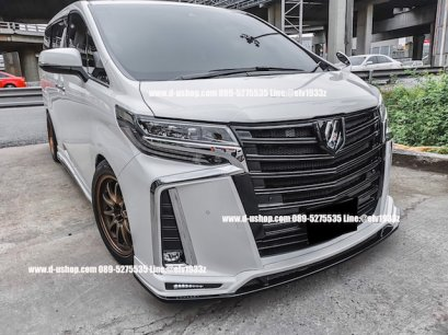 Toyota Alphard 2019 SC / Vellfire 2019 ZG M'z Speed JAPAN Style