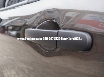 ครอบมือเปิดประตูดำด้านตรงรุ่น Mazda BT-50 All New Pro 4ประตู