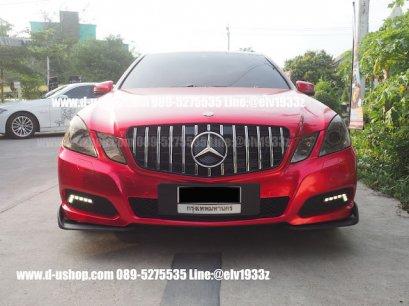 ลิ้นหน้าทรงVoltex สำหรับรถ Mercedes Benz