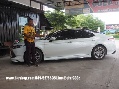 Review Toyota Camry New 2020  by dushop