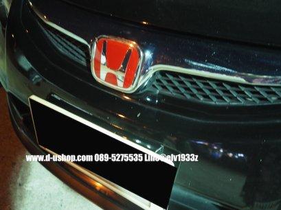 H แดง ไต้หวัน Honda Civic FD