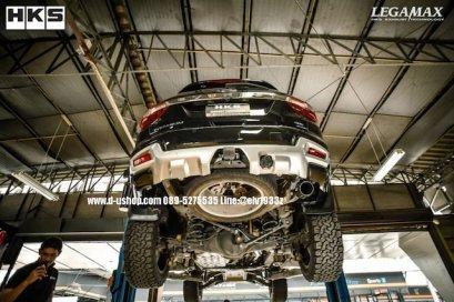 ท่อ HKS Ford Everest All New