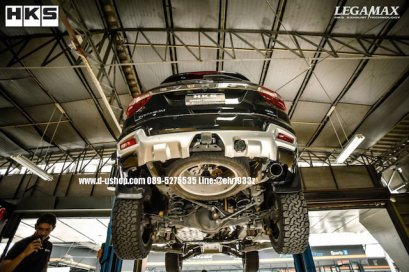 ท่อ HKS Ford Everest All New