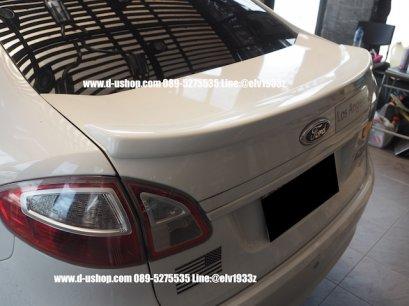 สปอยเลอร์ทรงแนบสีตามตัวรถ ตรงรุ่น Ford Fiesta 4ประตู